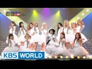 Kim Jongmin Koyote WJSN Genuine Original Koyote Music Bank 2017 06 30