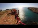 Алёна Мыс Фиолент 12 июня Jump Fly Прыжки с верёвкой