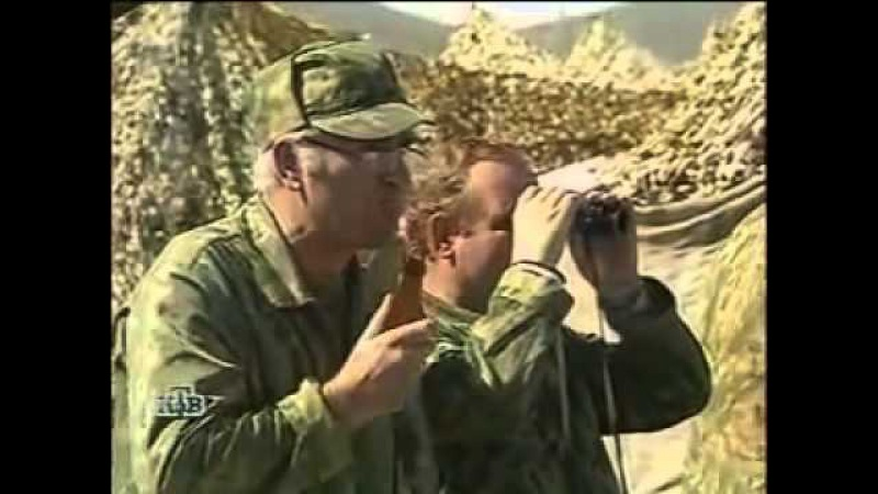 Chechen_War Chechens incursion in Dagestan - Front Line 1999 год.