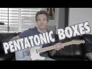 Pentatonic Boxes that Don't Suck