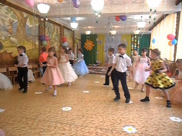 танец А ручки хлоп-хлоп-хлоп МДОУ №20