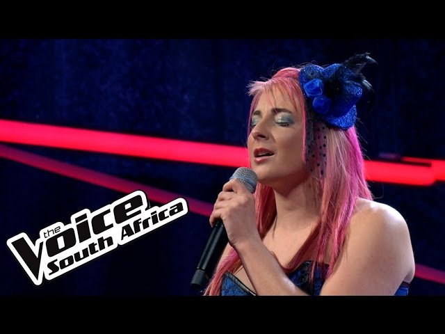 LuniQue sings 'My Immortal' | The Blind Auditions | The Voice South Africa 2016