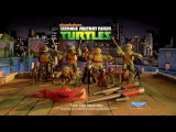 2013. Teenage Mutant Ninja Turtles - Battle Shell 11 Inch Action Figures by Playmates Toys