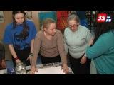 Живопись для слабовидящих и слепых людей преподают в Череповце