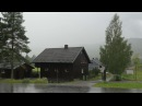 Thunderstorm Sounds for Sleep Relaxation | Thunder Rain Ambience | HD Nature Video