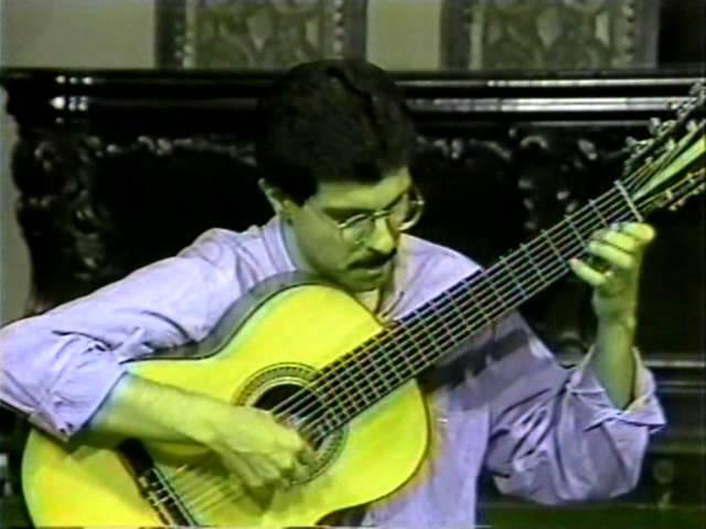 Baião De Gude (Paulo Bellinati) - Trio de Violões