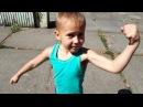 Киев-Прыжок с КАНАТКИ , ГИДРОПАРК,огромный футбольный МЯЧ и АНДРЕЕВСКИЙ СПУСК)