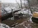 Украинский миномет Молот чуть не улетел при выстреле