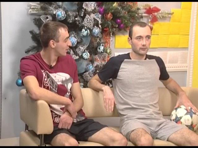 Команда KemerovoFF на телеканале СТС-Кузбасс 12.12.2016