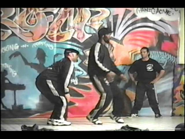 PoppinG-Funk L.A. legends Og Chuco, Mr. Animation(RIP) and Mr. Re
