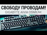 Игромир 2014! Механическая клавиатура GIGABYTE Aivia Osmium