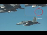 US Fighter Jets Launch Drone Swarm of Hundreds of Micro Drones Perdix Micro-UAV Drone Swarm Test