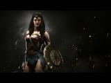 Injustice 2 — Wonder Woman Events