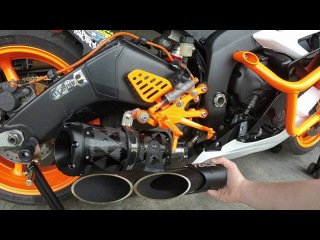 TOCE vs. Two Brothers Exhaust on 2007 R6 no cat