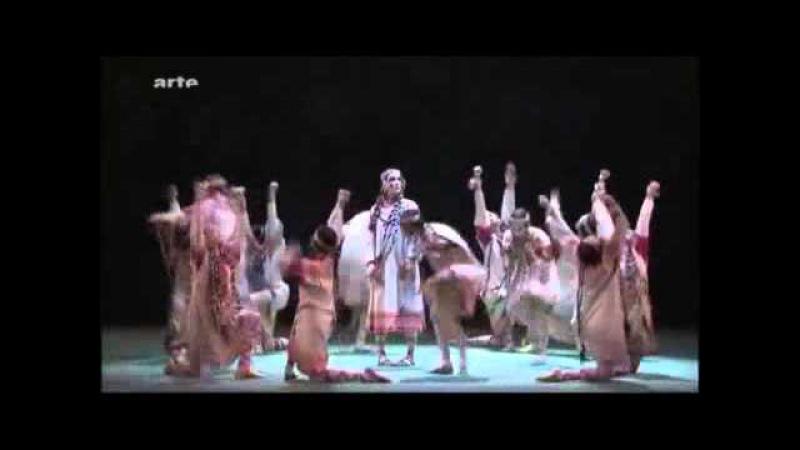 Igor Stravinsky Le Sacre du Printemps Vaslav Nijinsky Version 1913 Ballett Mariinski Theater
