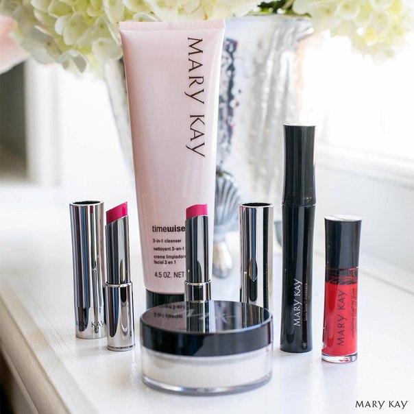 А у вас есть свои любимые продукты Mary Kay? Делитесь в комментарии ;)