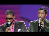 Usher &amp Babyface Pay - Tribute Destiny's Child (World Music Awards) 2005