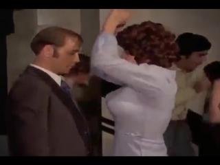 Татьяна Распутина и Леонид Куравлев – Танец с грудью (Афоня)