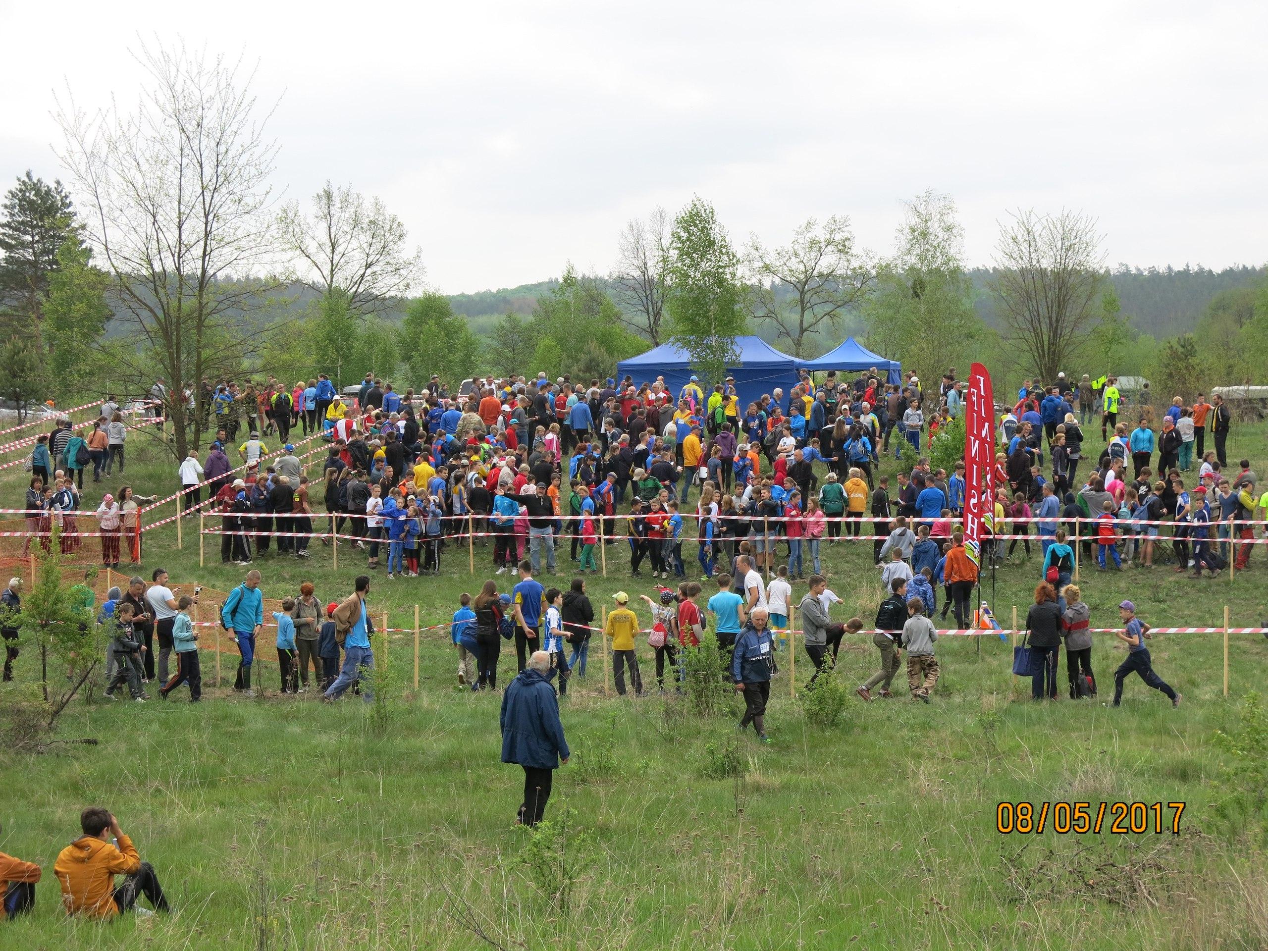Фотографії - Командний Чемпіонат України в місті Коростишів 2017