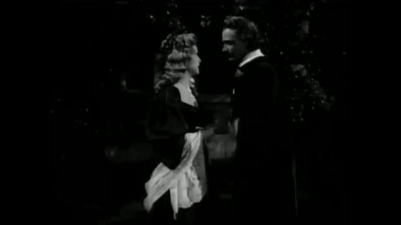 Сирано де Бержерак. 1950. (зарубежный фильм-мелодрама, драма, приключение)