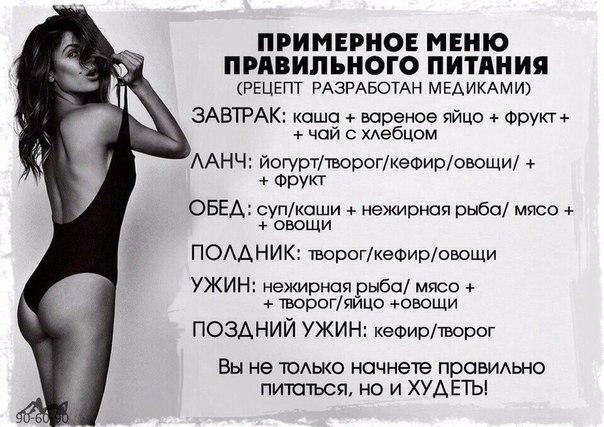 #ясмогу #правильнаяеда #будустройной #питаемсяправильно #модно #диета