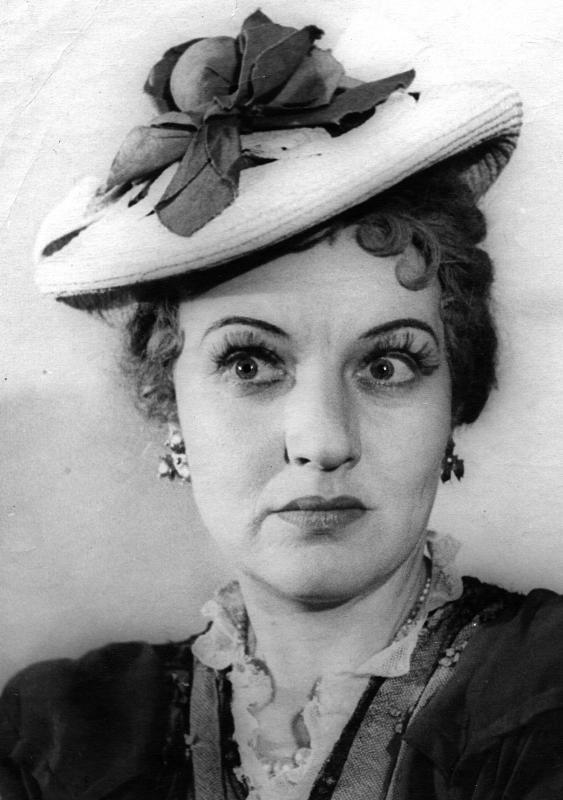 Умерла старейшая театральная актриса России Варвара Шурховецкая