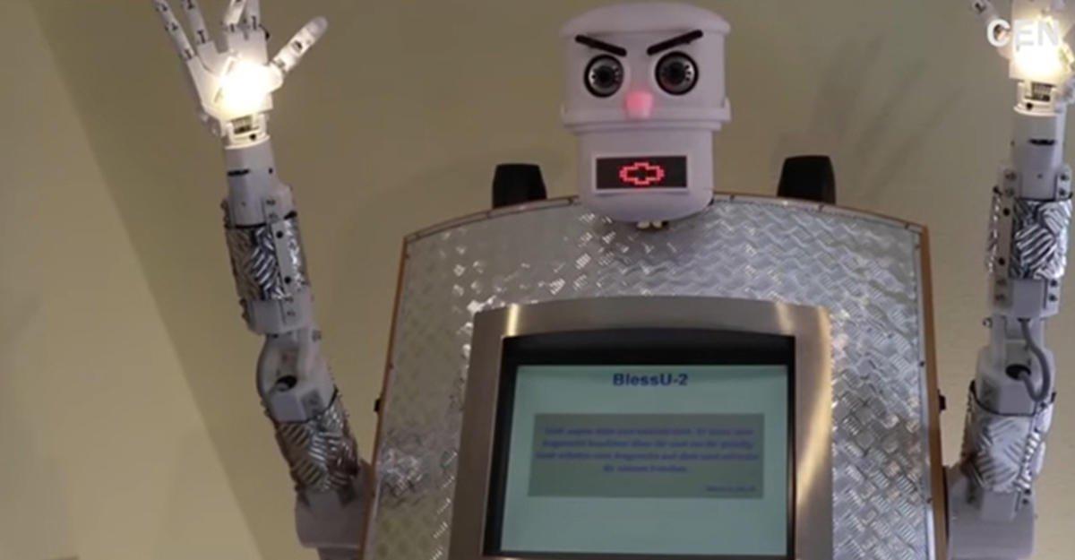 Религия будущего: датаизм, техногуманизм, роботизация священства и новая духовность