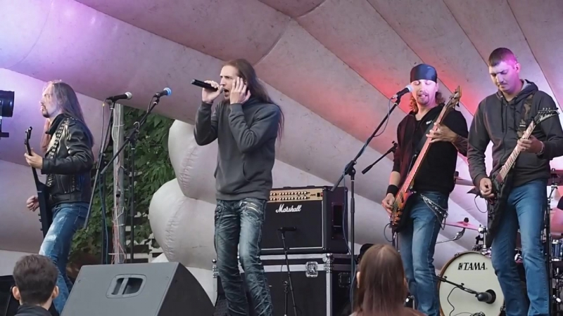 Эвриала - Харлей (Live in R-Oka Fest)