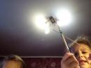 Лилия сделала лук и стрелы из палочек для суши 😂