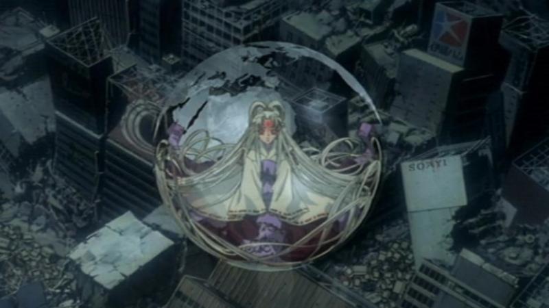 Линия Судьбы (Remake) ♫ AMV Аниме-клип по X (1999)