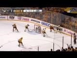 Нэшвилл Предаторз - Питтсбург Пингвинз / Матч №4 / Preds even series with help from Rinne in 4-1 win