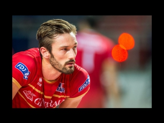 TOP 10 Volleyball Actions by Julien Lyneel - Volleyball World League 2017