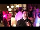 Поющий ведущий Сергей Мирный Live Свадебные песни Ресторан Приятно Ведущий на свадьбу СПб