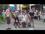 Brothers Moving - Minnie The Moocher. NYC July 30, 2012