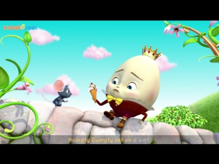 Humpty Dumpty _ Nursery Rhymes and Baby Songs from Dave and Ava