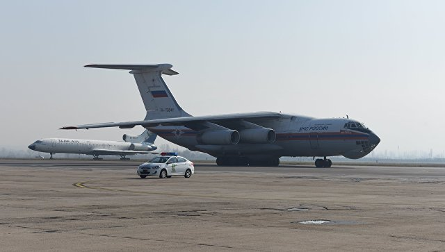 Россия направила 40 тонн гумпомощи пострадавшему от стихии Таджикистану