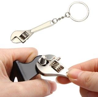 Брелоки гаечные ключи двух видов