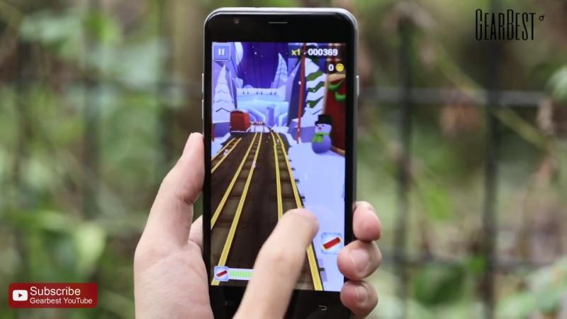 Oukitel U7 Max 3G Phablet.