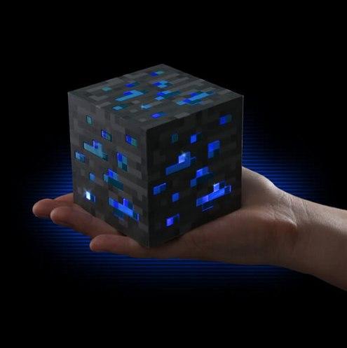 Ночник в виде магического куба