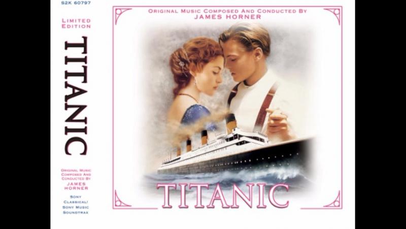 My Heart Will Go On. Celine Dion Titanic original soundtrack. 1997