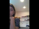 Лиза заставляет вести трансу((