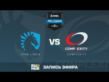 Team Liquid vs. compLexity - ESL Pro League S5 - de_overpass [flife, sleepsomewhile]