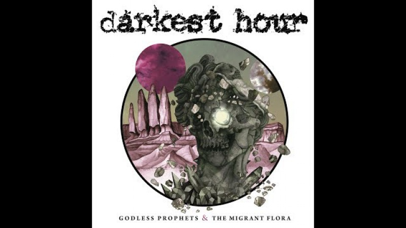 Travis Orbin - Darkest Hour - Eight Tunes from 'Godless Prophets the Migrant Flora'