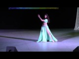 Veronika Shulkevich. 9 Cup of Ukraine of The League of Bellydance Masters !