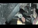 Замена рулевой тяги и наконечника Dacia Logan Renault Logan