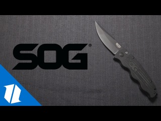 NEW SOG Knives | SHOT Show 2017