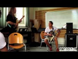 Guitar lessons with Uli Jon Roth