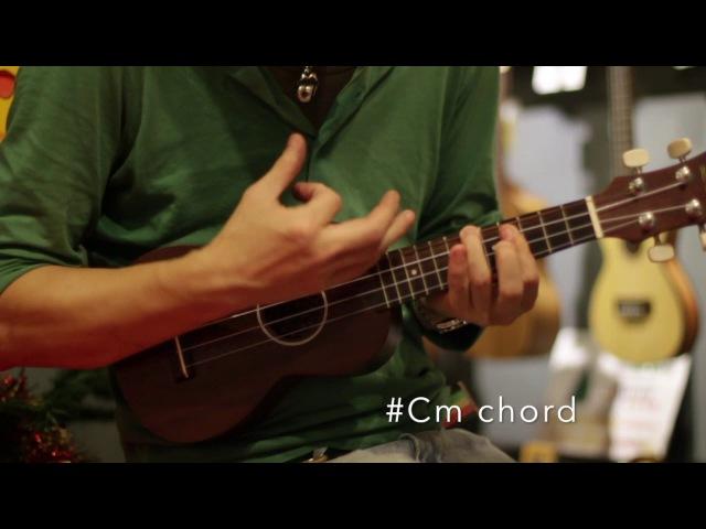 "La La Land ""City Of Stars"" ukulele tutorial( low G)"
