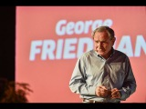 IS THERE A GLOBAL WAR COMING (George Friedman at Brain Bar Budapest)