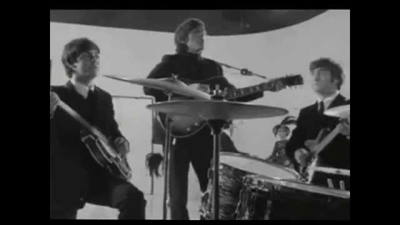 The Beatles - I'm Happy Just To Dance With Her